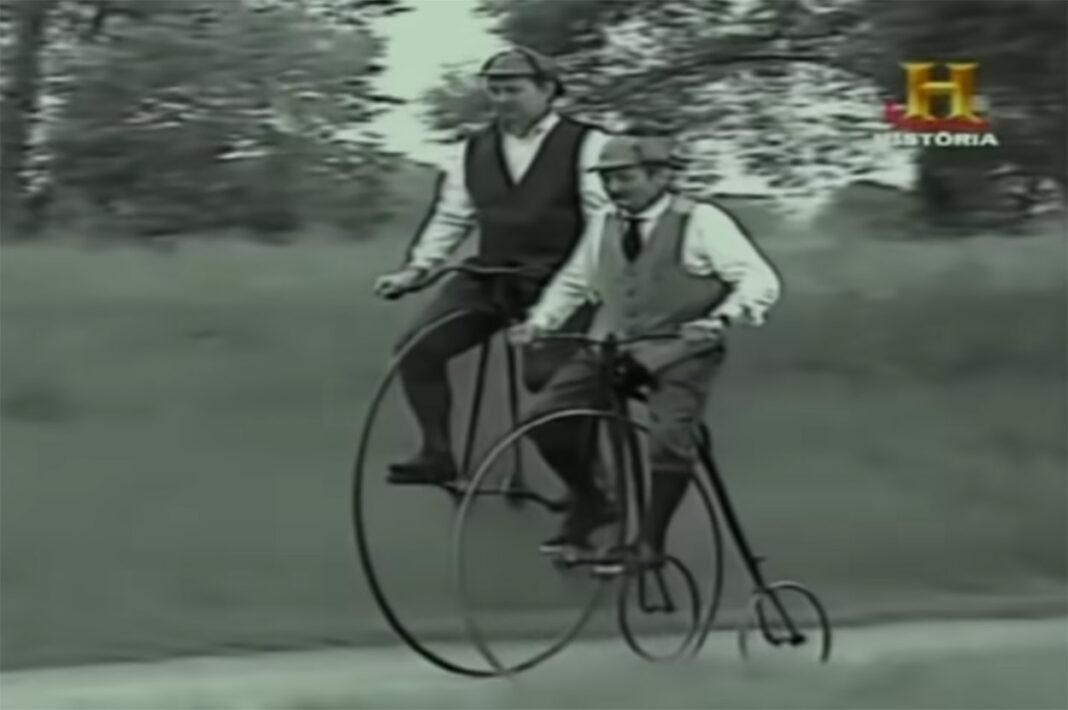Cuarentena ciclista día #40: Historia de la bicicleta - La máquina que nos une