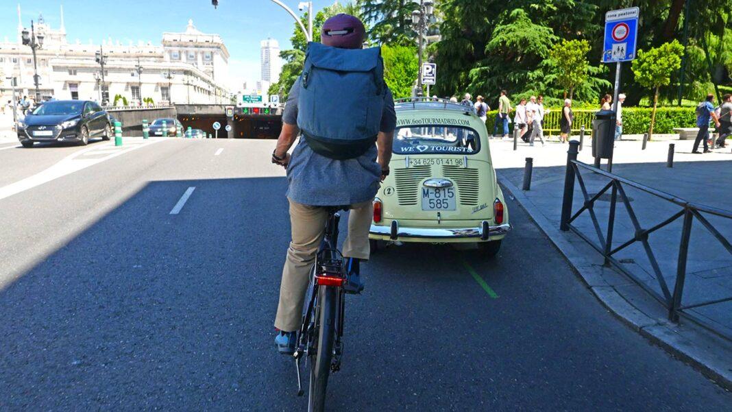 El otro gran problema del que no se habla al llenar las calles de bicicletas