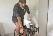 """El triatleta Kini Carrasco acosado por los conductores y """"policías de balcón"""" al salir a entrenar"""