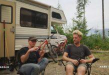 Esto-no-es-#Vanlife-5-años-viajando-juntos,-manteniendo-senderos-y-montando-en-bicicleta-furgoneta-free-radicals