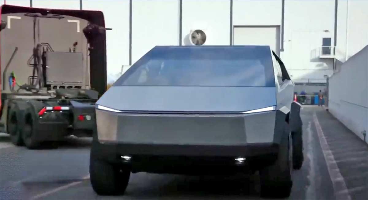 La Cybertruck de Tesla tendrá una versión
