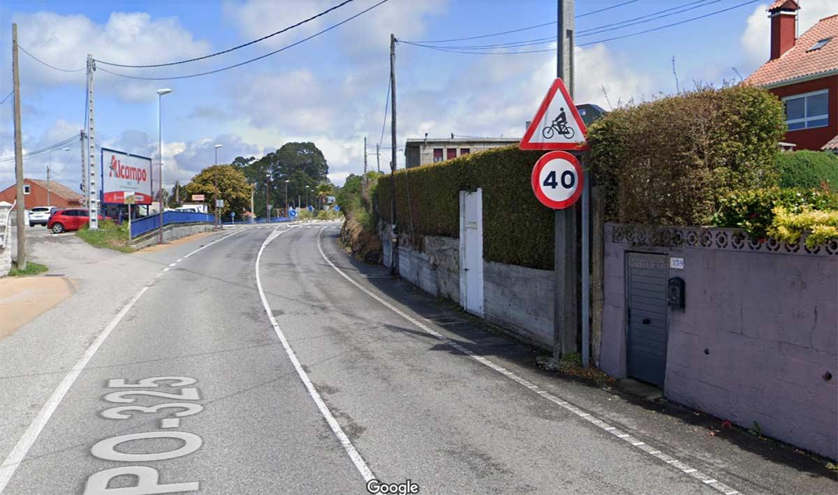 La Guardia Civil investiga el fallecimiento de un ciclista en Pontevedra