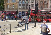 Londres cerrará al tráfico motorizado todo el centro de la ciudad a favor del ciclista y el peatón