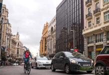 Madrid cerrará 30 calles y avenidas al tráfico, pero solo los fines de semana