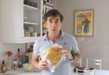 Pedro Delgado en Masterchef Celebrity Ciclista, comentarista y ahora cocinillas