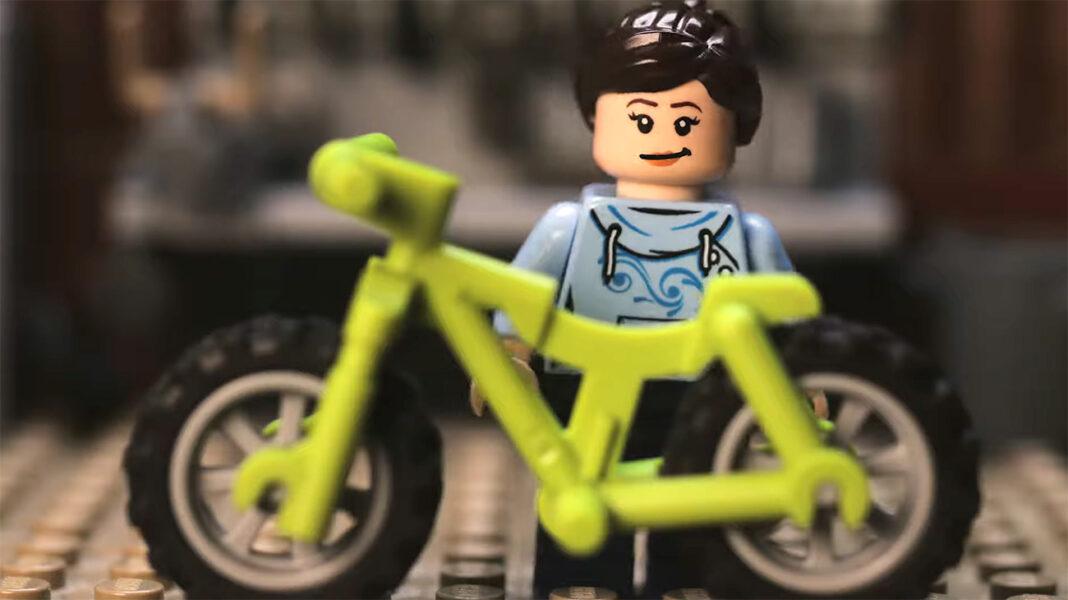 Vídeo: ¿Cómo montar una bicicleta nueva? Mecánica para ciclistas con Lego