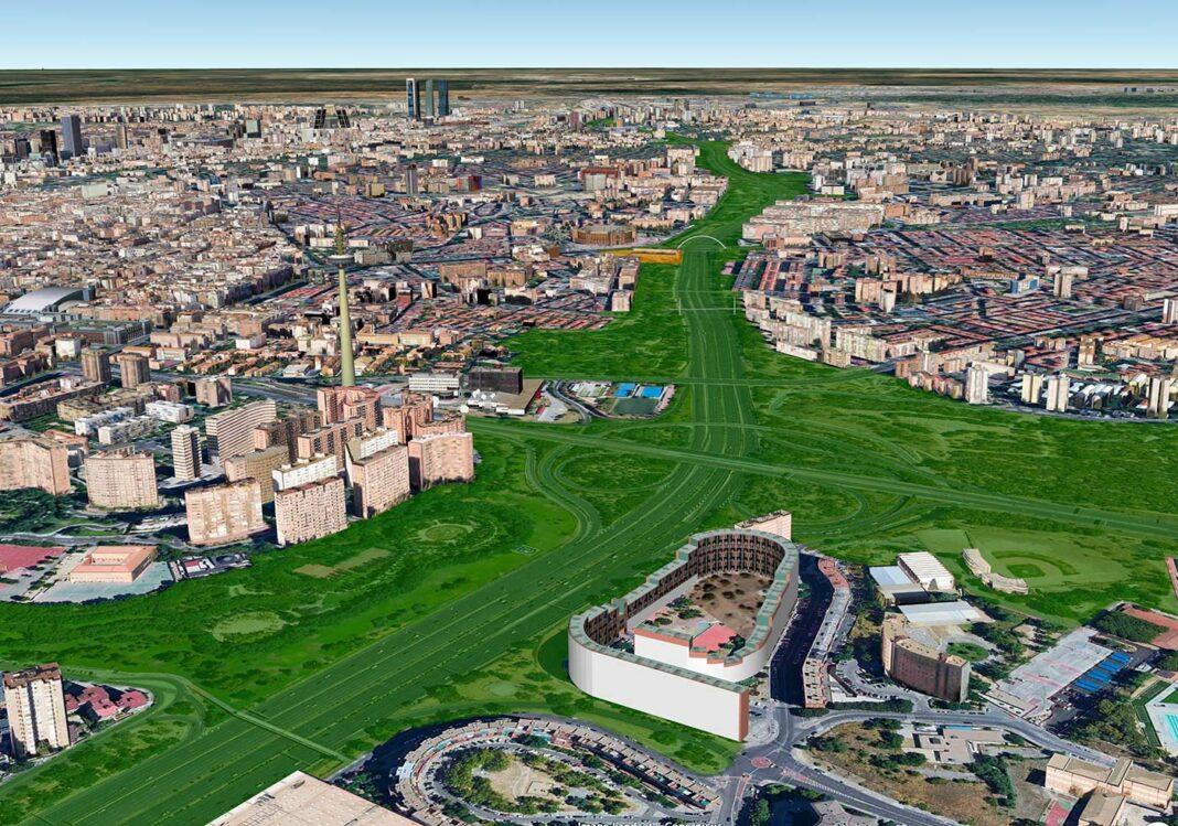 parque-30-el-proyecto-de-eliminar-la-autovia-carrtera-M30-para-crear-corredor-verde-madrid