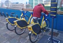 1.000€ de multa por ir borracho en bicicleta eléctrica por las calles de Verín
