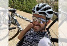 Alberto Contador bate el KOM de la subida a la Bola del Mundo