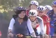 Como ganar una competición ciclista sin ni si quiera inscribirte