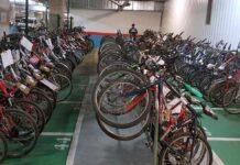 Más de 40 policías investigados por comprar y vender bicicletas robadas de los depósitos