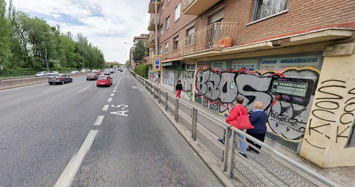 Madrid creará el carril bici segregado en la A-5 y Castellana