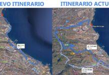 Un paseo marítimo peatonal y ciclista de casi 4 km desde Telde hasta Las Palmas