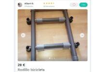 ¿Un rodillo de entrenamiento ciclista por 28 €? Pero no es inteligente...