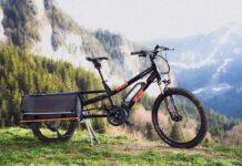 ¿Una bicicleta de carga de montaña y eléctrica? Así es la Yuba Spicy AT