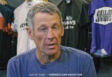 Vídeo: Lance Armstrong presenta el reto de los 10.000$ de Strava en el PowerDot Grand Tour