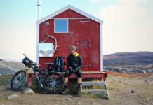 Vídeo: Viaje en bicicleta a Groenlandia - Bikepacking en el Greenland Arctic Circle Trail