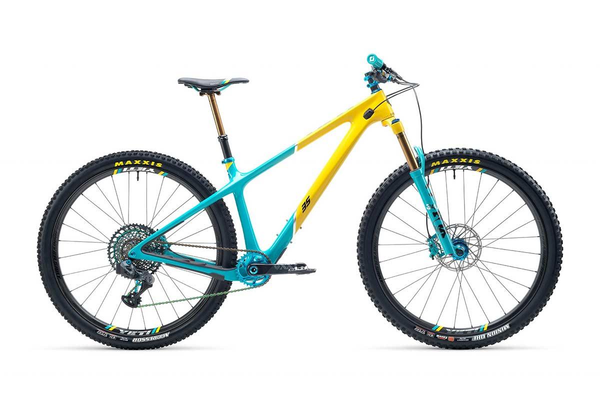 ¡¡10.200€!! ¿La bicicleta rígida más cara del mundo? Así es la Yeti ARC 35 aniversario