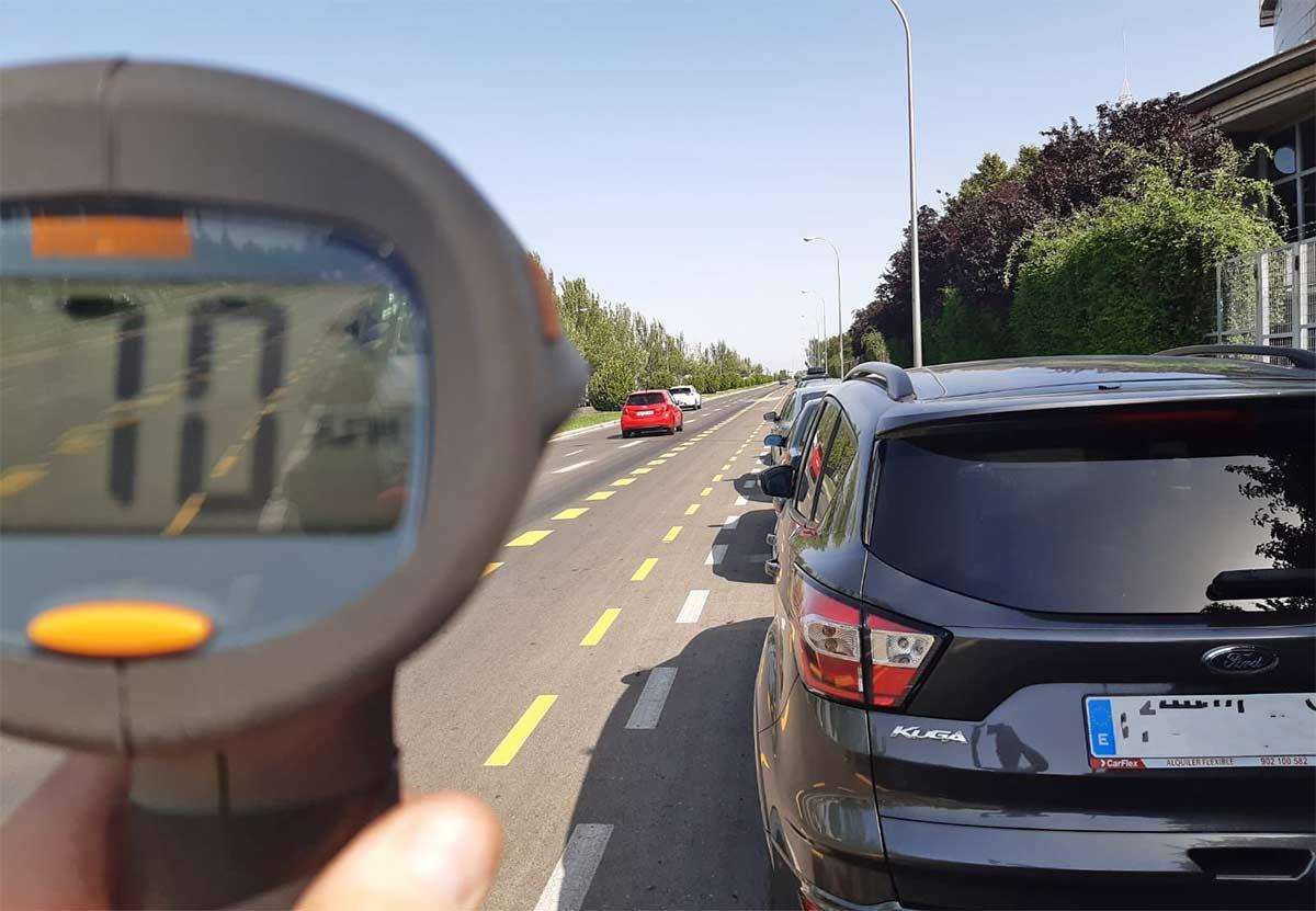 El nuevo timo de los carriles bici provisionales de Madrid