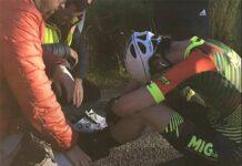 Bajan el récord del Everesting de Alberto Contador en 20 minutos