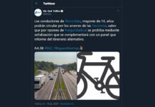 El tweet de la DGT que demuestra que la mayoría de conductores desconoce las normas de circulación