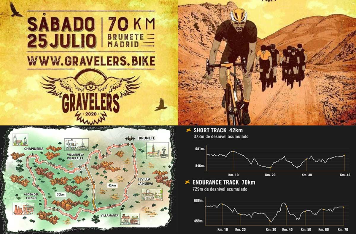 Gravelers, el evento referencia Gravel Bike: Bicicletas, barbacoa, música