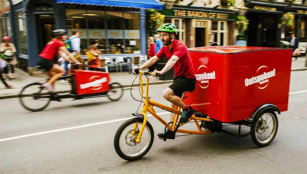 La venta de bicicletas de carga crecerá un 50% en 2020