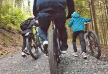 """Las bicicletas eléctricas son para los gordos"""": Johannes Fischbach aka Uncle Ray"""