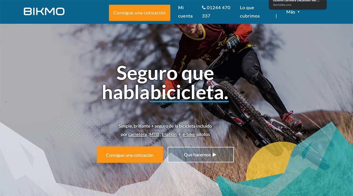 Los accidentes en bicicleta eléctrica podrían no estar cubiertos por el seguro del hogar