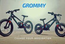 Mondraker Grommy ¿Una bici de equilibrio eléctrica para niños?