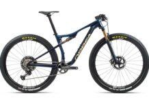 Orbea Oiz 2021, uno de los cuadros de bicicleta de doble suspensión más ligeros del mundo