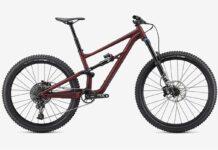"""Specialized Status 160 2021. Una bicicleta con 29"""" delante y 27,5 detrás"""