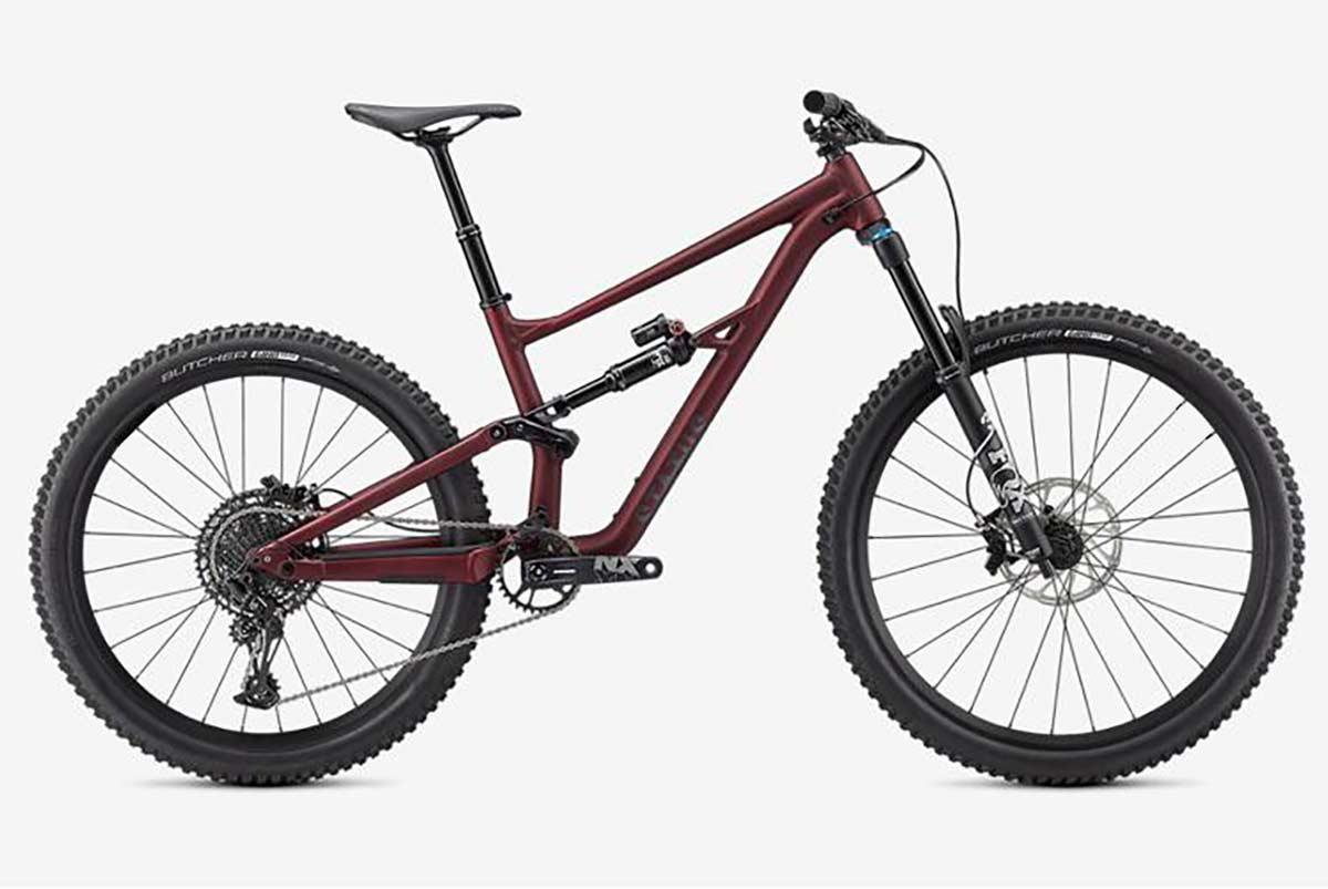 Specialized Status 160 2021. Una bicicleta con 29