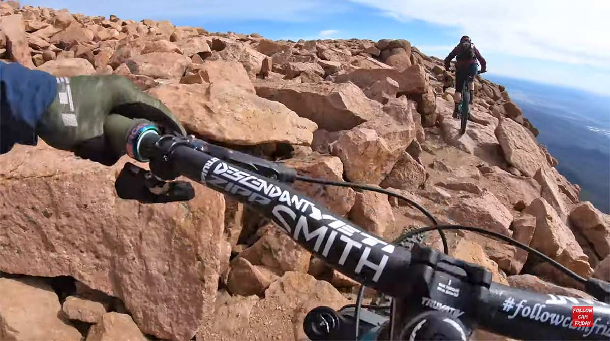 Vídeo: El mejor test de la horquilla Rock Shox ZEB