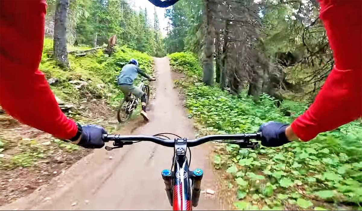 Vuelve Martin Söderström!... pero lo hace junto a Claudio Caluori ;-) en Åre Bike Festival