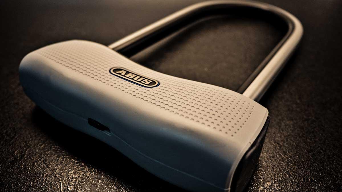 candado bicicleta con alarma Abus 770A SmartX™