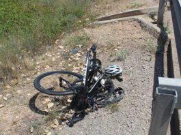 El conductor iba borracho. Un ciclista muerto, otro crítico y tres heridos graves