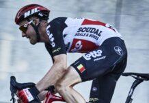 Un bache en la carretera entrenando tras moto deja a Tim Wellens sin Tour de Francia
