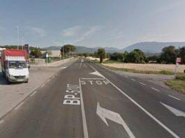 Un fallecido al ser arrollado un grupo de ciclistas en Barcelona