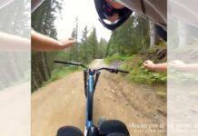 Vídeo-Bajando-en-bicicleta-por-el-bike-park-sin-manos