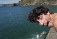 """Vídeo: Josh Bryceland y la """"Waves Crew"""" de Cannondale"""