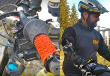 """Vídeo: Montando con un brazo """"biónico"""" casero en el bike park"""