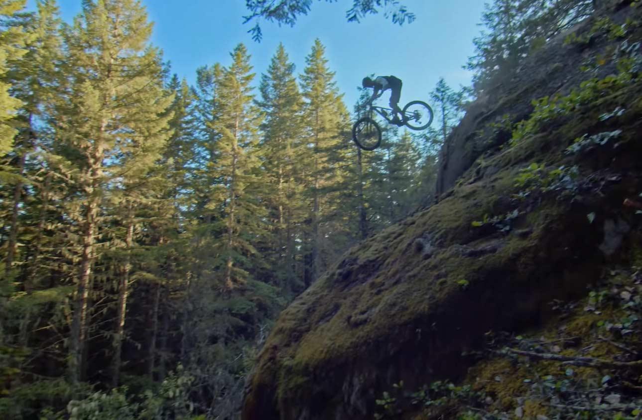 Vídeo: Remy Metailler y los cortados más salvajes de Squamish