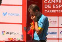 Vídeo: El Campeonato de España de ciclismo en ruta en un minuto