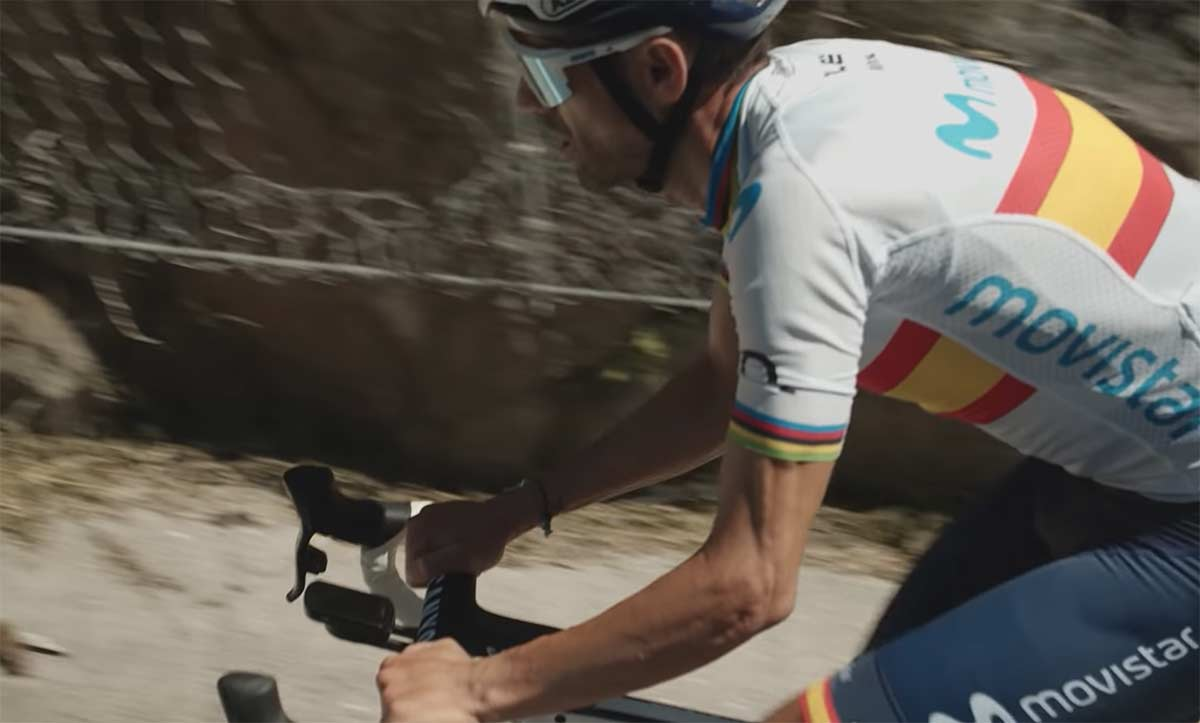 Vídeo: El Movistar Team preparado al 100% para el Tour de Francia