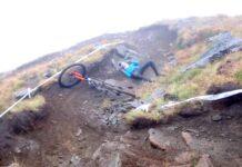 Vídeo: La lluvia también complica las cosas en la EWS de Zermatt