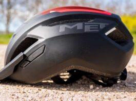 casco para bicicleta gravel, met allrad