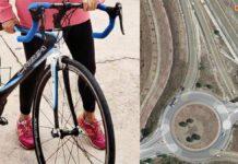 Asaltan y roban a una ciclista en el carril bici de Colmenar y se llevan su bicicleta