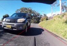 La policía multa a un ciclista que denunció con un vídeo a un conductor
