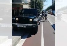 Los carriles bici, el lugar perfecto para aparcar tu coche